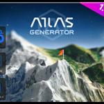 3D Map Generator - Atlas 1.4