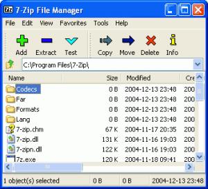 7-Zip 19 00 | CyberMania
