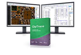 DipTrace 4.1.3.1