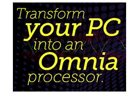 OmniaSST 9.35 + Omnia µMPX 3.0.4