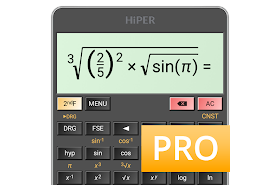 HiPER Calc Pro 9.0 build 162 [Paid] [Patched] [Mod] (Android)