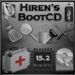 Hiren's BootCD 15.2
