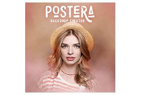 Postera Backdrop Creator