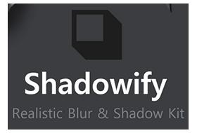 Shadowify – Blur & Shadow Kit