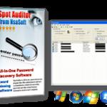 SpotAuditor Password Recovery Software 4.2.3