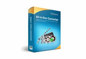 WinAVI All in One Converter 1.7.0.4702